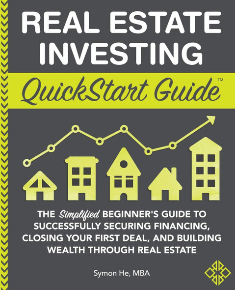 Real Estate Investing QuickStart Guide - Cover