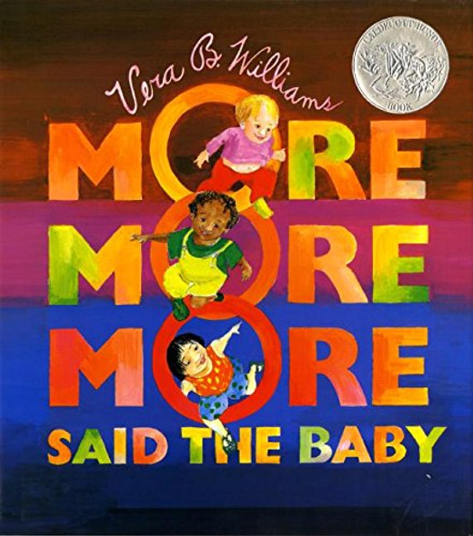 More More More, Said the Baby - Cover