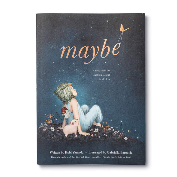 Maybe - Cover