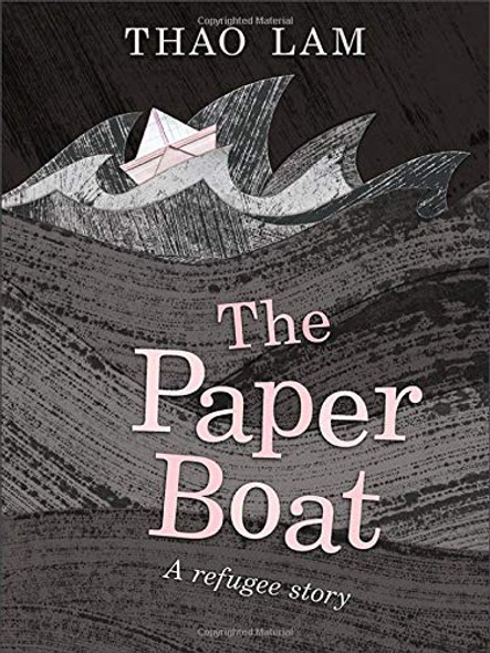 The Paper Boat: A Refugee Story - Cover