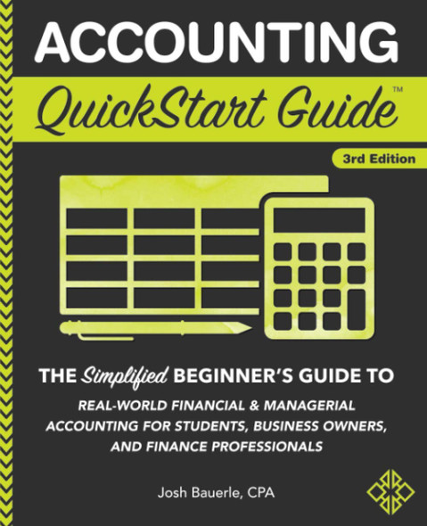Accounting Quickstart Guide - Cover