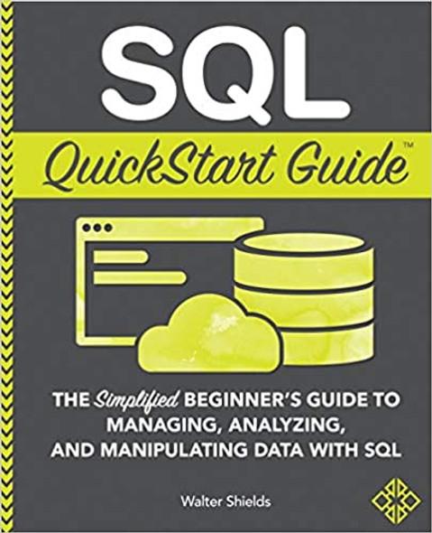 SQL QuickStart Guide - Cover