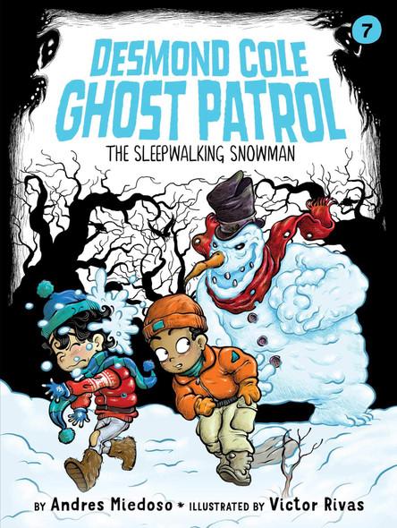The Sleepwalking Snowman - Cover