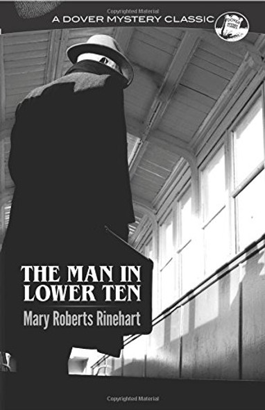 The Man in Lower Ten - Cover