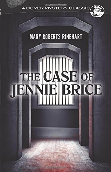 The Case of Jennie Brice - Cover