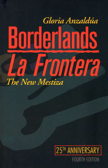 Borderlands/La Frontera - Cover