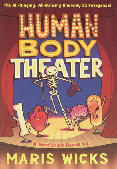 Human Body Theater: A Non-Fiction Revue - Cover