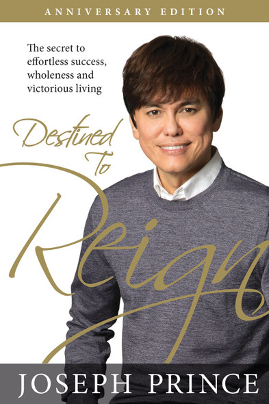 Destined to Reign Anniversary Edition - Cover
