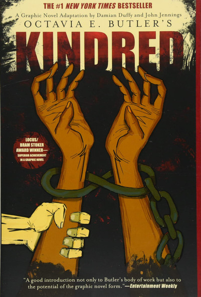 Kindred: A Graphic Novel Adaptation - Cover