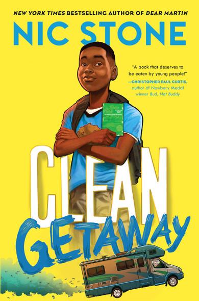 Clean Getaway - Cover