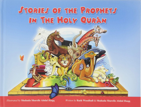Stories of the Prophets in the Holy Quran - Cover