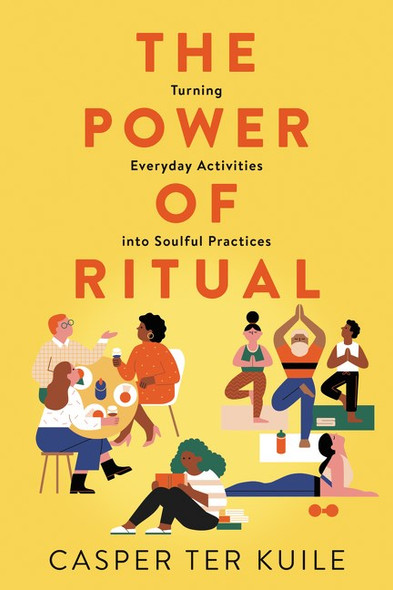 The Power of Ritual [HC] - Cover