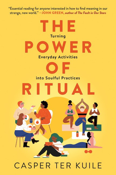 The Power of Ritual [Paperback] - Cover