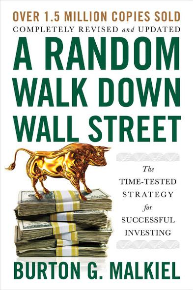 A Random Walk Down Wall Street - Cover
