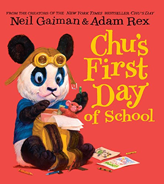 Chu's First Day of School - Cover