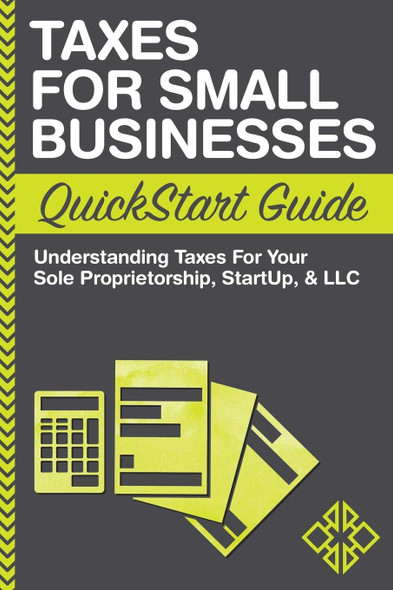 Taxes for Small Businesses QuickStart Guide - Cover