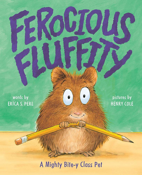 Ferocious Fluffity - Cover