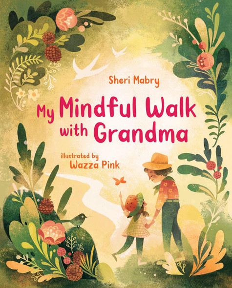 My Mindful Walk with Grandma - Cover