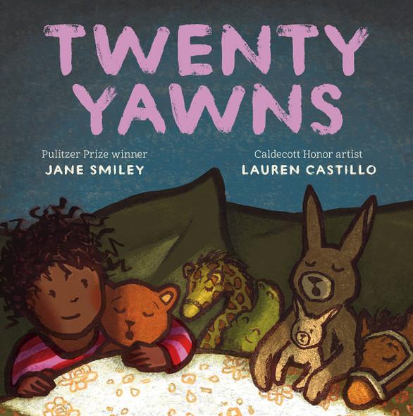 Twenty Yawns - Cover