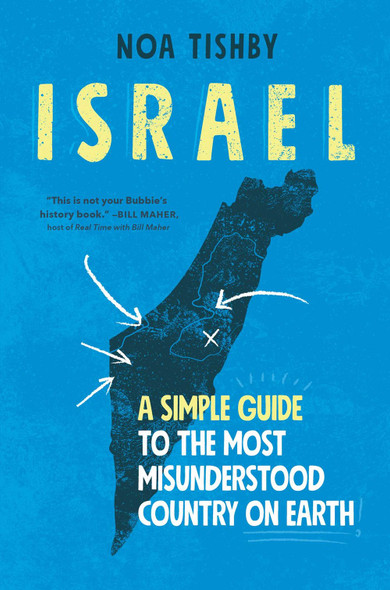 Israel by Noa Tishby - Cover