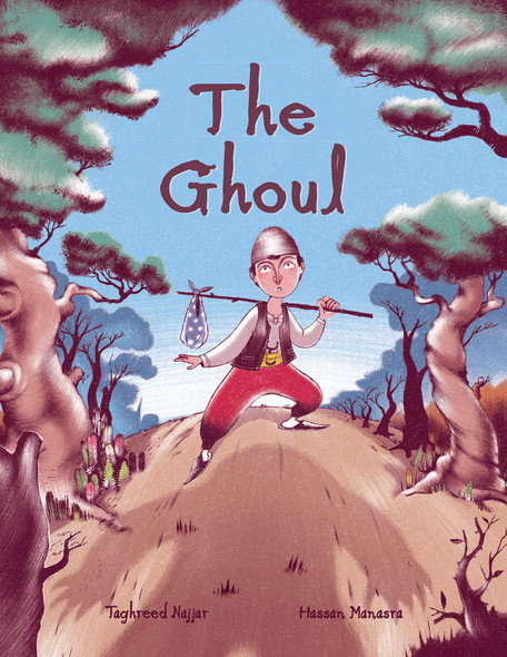 The Ghoul - Cover