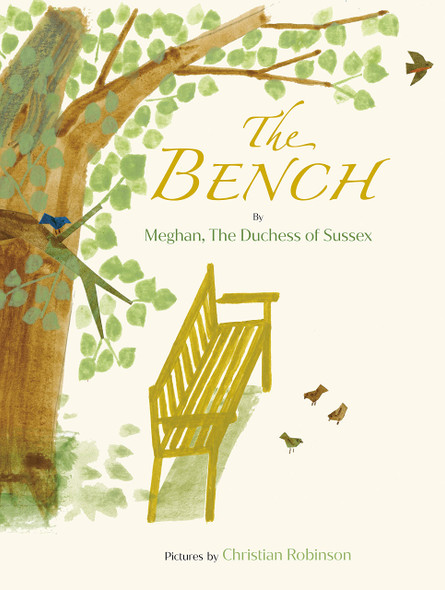 The Bench - Cover