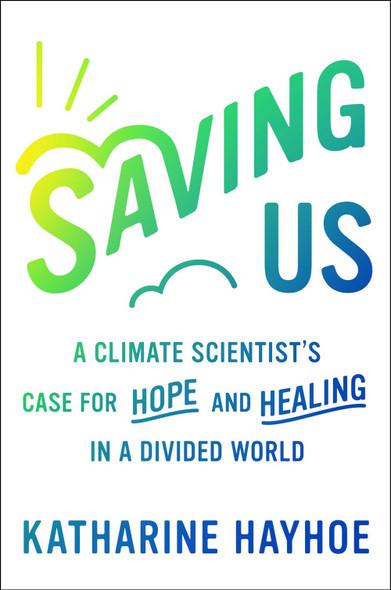 Saving Us - Cover