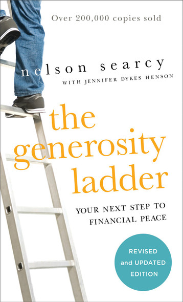The Generosity Ladder: Your Next Step to Financial Peace (Revised and Updated) - Cover