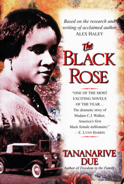 The Black Rose - Cover