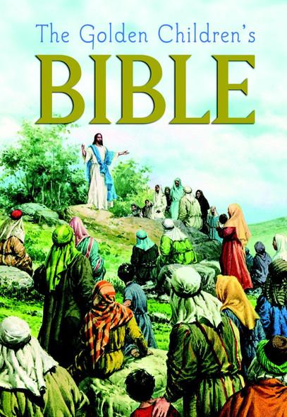 The Golden Children's Bible - Cover