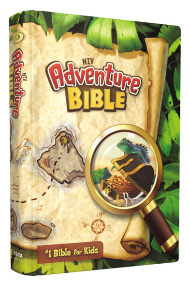 Adventure Bible, NIV - Cover