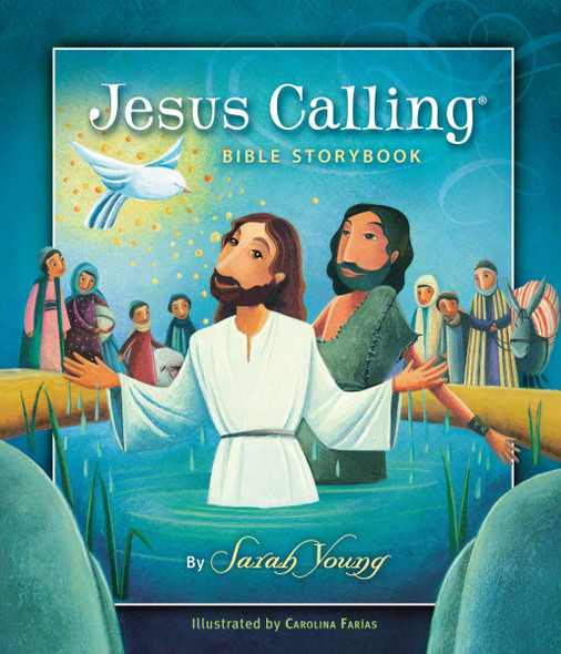 Jesus Calling Bible Storybook - Cover