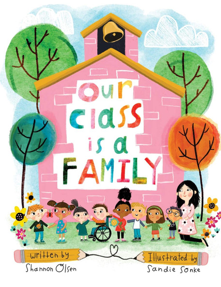 Our Class is a Family - Cover