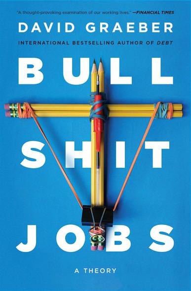 Bullshit Jobs - Cover