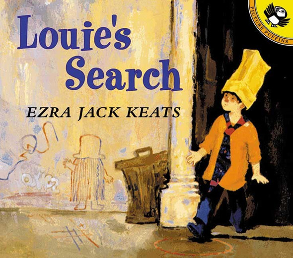 Louie's Search - Cover