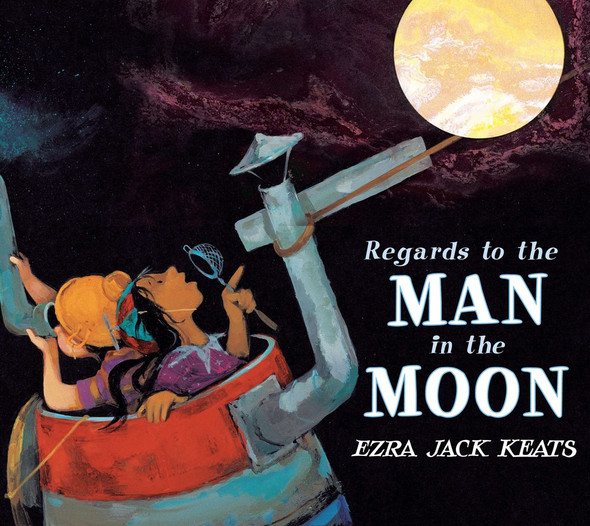 Regards to the Man in the Moon - Cover