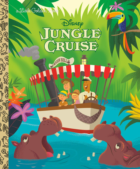 Jungle Cruise - Cover