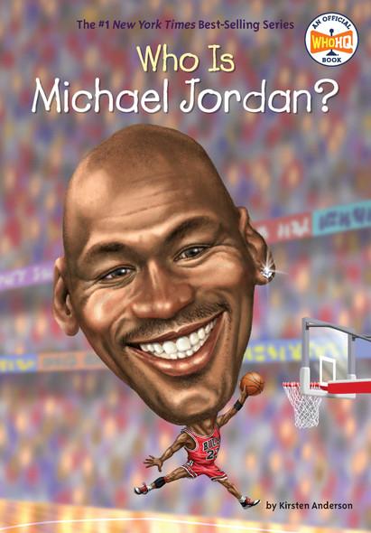Who Is Michael Jordan? - Cover