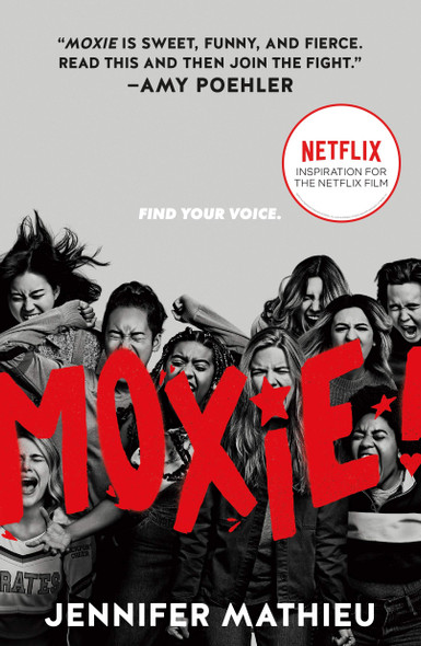 Moxie: Movie Tie-In Edition - Cover
