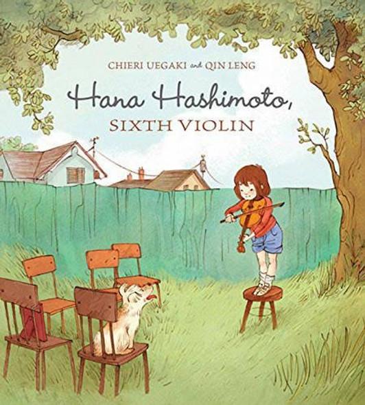 Hana Hashimoto, Sixth Violin - Cover
