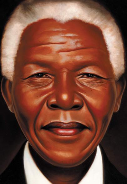 Nelson Mandela - Cover