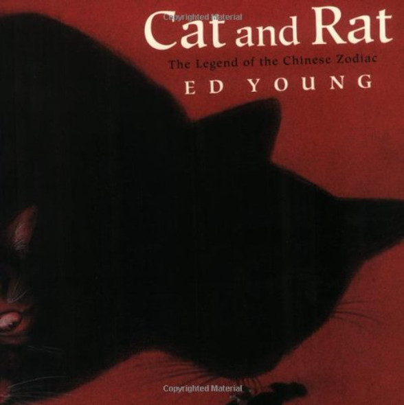 Cat and Rat: the Legend of the Chinese Zodiac - Cover