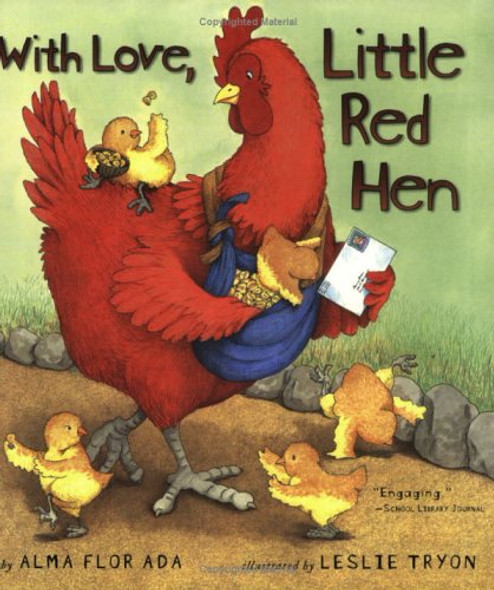 With Love, Little Red Hen - Cover