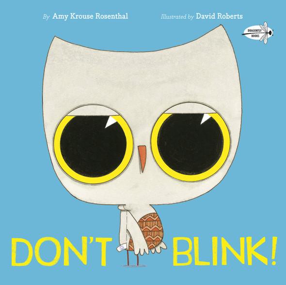Don't Blink! - Cover
