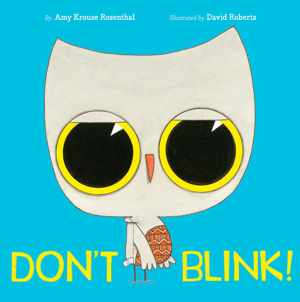 Don't Blink - Cover