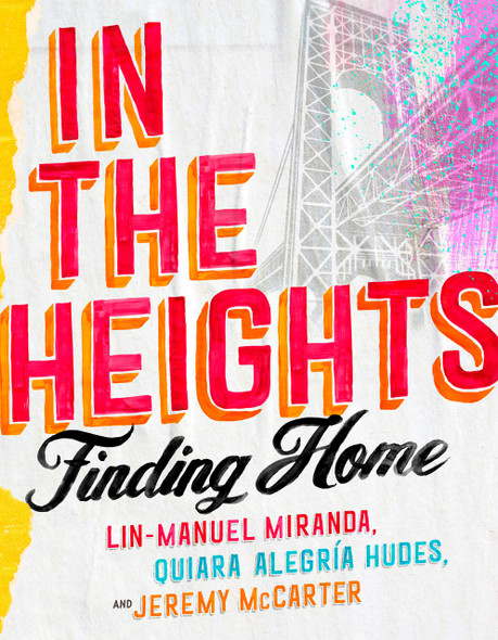 In the Heights: Finding Home - Cover