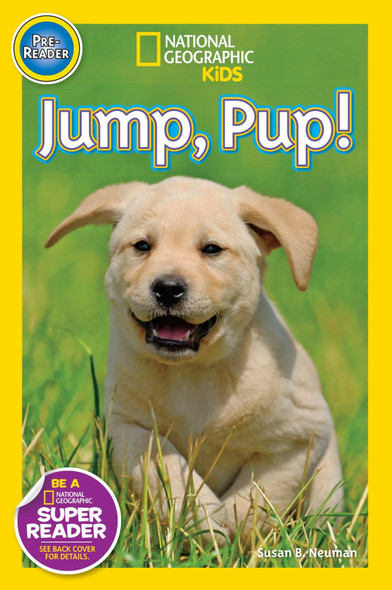 Jump Pup! - Cover