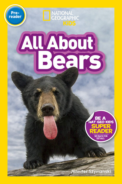 All About Bears - Cover