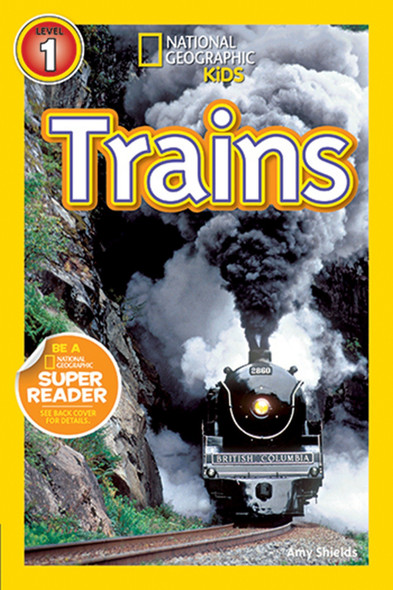 Trains - Cover