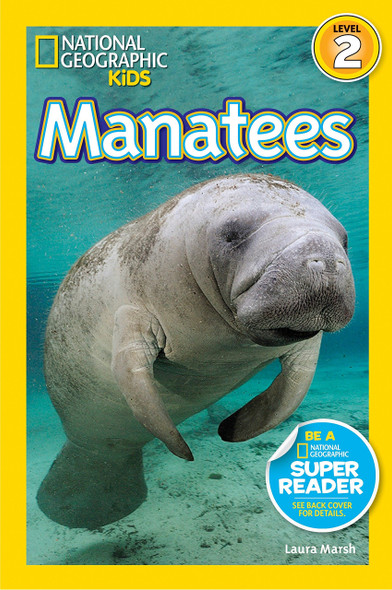 Manatees - Cover